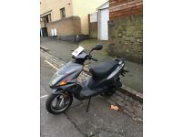 2010 ZNEN FLASH 50CC NEW MOT RIDE AWAY £499