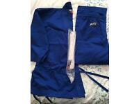 Karate Gi /suit in royal blue