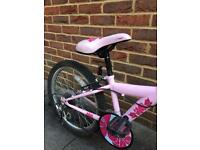 Lovely Pink Bicycle in Good Condition