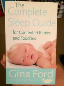 Gina Ford The complete sleep guide