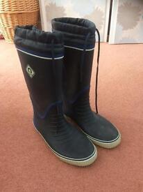 Crewsaver sailing boots