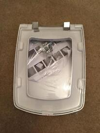Axa replacement toilet seat. Sealed