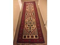 Turkish rug/runner