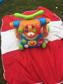 Bruin play and ride walker