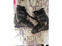 salomon evolution 600 ski boots