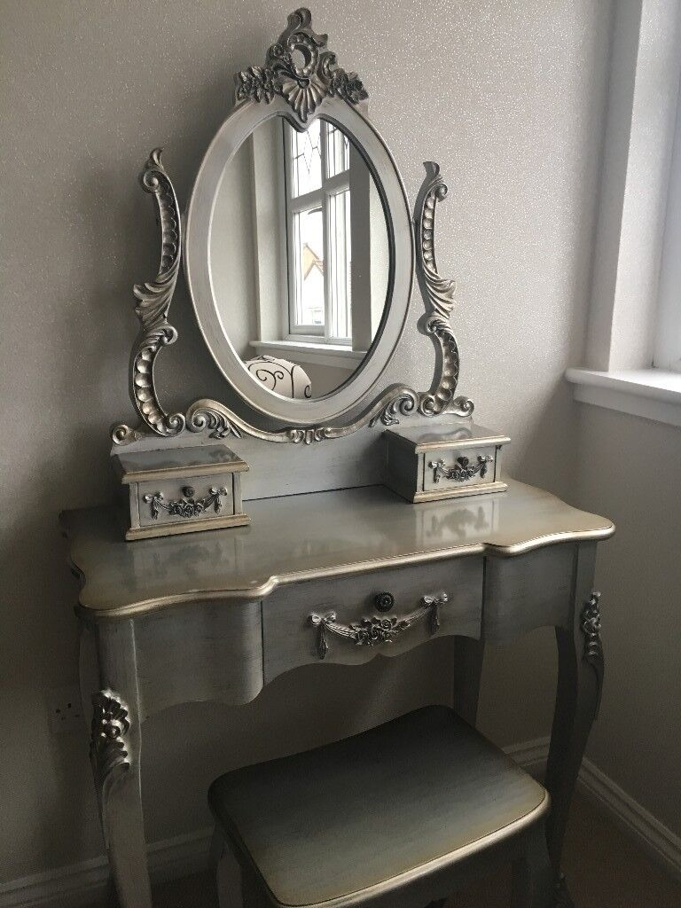 low priced 8c0e2 c6c4f Toulouse Vintage Floral Dressing Table Set. Still currently available to  buy in store. | in Hamilton, South Lanarkshire | Gumtree