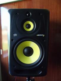 "KRK ROKIT 10-3 G3 Generation 3 10"" Active Powered Studio DJ Monitor Speaker X 2"