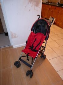Mother care Red Buggy