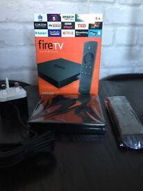 Fire tv box with kodi