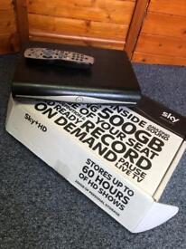 Sky +hd box for sale