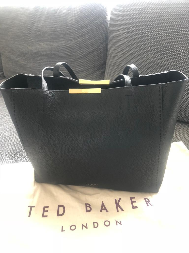 2b71cdf9c46a Brand new Ted Baker leather bag for sale