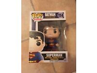 Superman pop! Figure, Brand new in box.