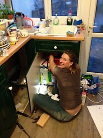 Friendly HandyLady for many odd jobs (gardening/ landscaping/ cleaning/ plumbing/ carpentry/ events)