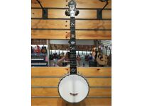 Celebrated Benary Antique 5-String Banjo - Circa 1870's - Made in Brooklyn NY