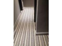 Carpet fitter