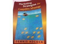marketing Strategies by Dennis Adcock
