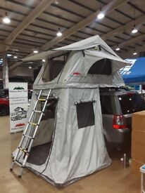 Ventura Deluxe 1.4 Roof Top Tent Camping Expedition Overland 4x4 VW Land Rover Any Vehicle RRP£1600