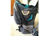 Littlelife Voyager Baby Carrier, with smaller zip-out backpack