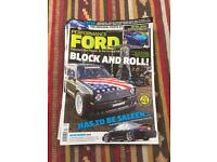 Performance ford magazines