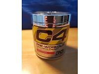C- 4 Pre Workout
