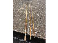 Antique cane fishing rod REDUCED
