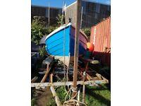 Loch/ sea fishing boat