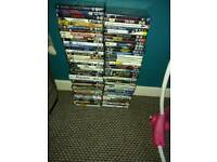 DVD Games job lot 80+ inc playstation and many more