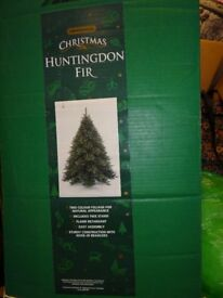 8 Foot Huntingdon Christmas Tree