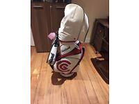 Cleveland golf bag / trolley bag