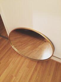 German Vintage Mirror