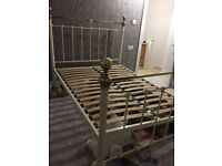 Marks and Spencer double bed frame
