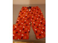 Manchester United lounge pants BNWT size large