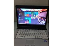 FUJITSU LIFEBOOK HIGH END LAPTOP(CORE I5,2.9GHZ SPEED) (WINDOWS 10)(EXCELLENT CONDITION)