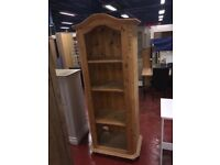 Tall Solid Wooden Bookshelf BRAND NEW FURNITURE MOUNTAIN