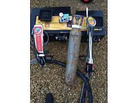 2x bar pumps and coolers FULL SET UPS