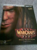 Warcraft 3: Reign of Chaos Game Guide and Instruction Manual