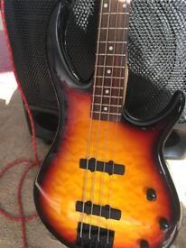 Bass guitar peavey millennium bxp
