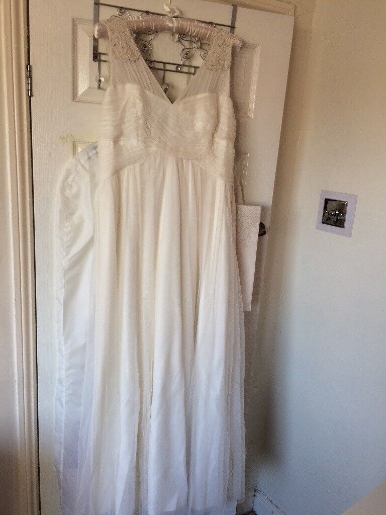 Monsoon Wedding dress, tags still on, size 16 | in Audenshaw ...