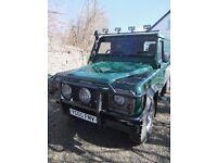 Land Rover Defender 110 Van