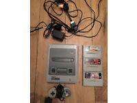 Super Nintendo plus games