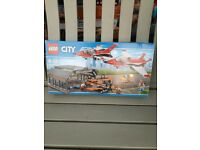 LEGO 60103 City Airport Air Show Building like Starwars Star Wars Mar
