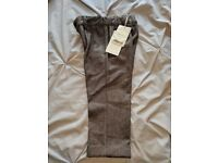BNWT monsoon boys trousers
