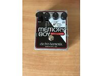Electro Harmonix Memory Boy Analogue Delay
