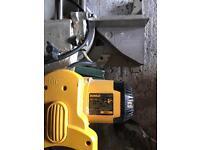 Dewalt DW712N chop saw