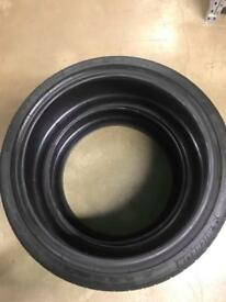 2 x Michelin Pilot Sport Tyres