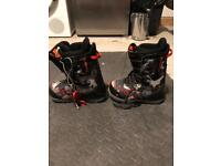 Snowboarding boots Kids UK size 3