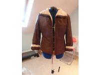 Wallis Ladies Leather Jacket