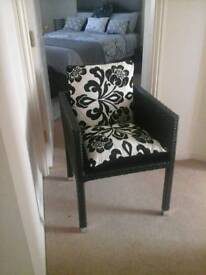 Beautiful bedroom chair