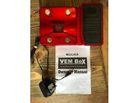 Vembox by Mooer, vocal multi effects