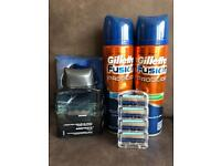 Gillette Fusion ProGlide Shaving Kit
